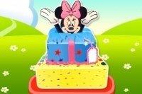 La Torta Di Compleanno Di Minni Giochibambini It
